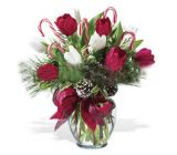Christmas Bouquet -Tulip Treat