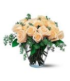 Breathtaking light colored  Roses
