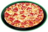 Greenwich Ham & Cheese Pizza (Buy One Take One)