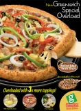 Greenwich Special Overloaed Pizza (Buy One Take One)