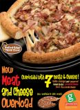 Meat and Cheese Overloaded Pizza  (Buy One Take One)