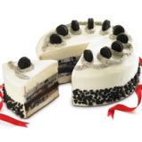 Red Ribbon Cookies and Cream