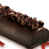 Red Ribbon Triple Chocolate Roll