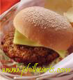 Chicken Burger with Cheese