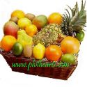 Fruit Gift in A Basket