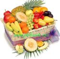 Healthy Fruit in A Basket
