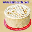 White Coffee Torte Cake-Sugarhouse