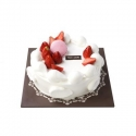 RESH CREAM STRAWBERRY CAKE
