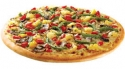 Veggie Lovers Supreme pizza