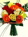 Multi Color Rose Bouquet